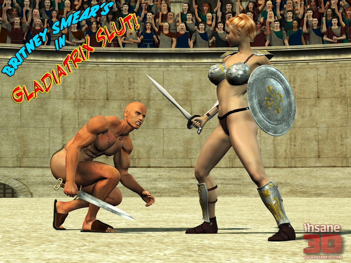 gladiators made to fight naked
