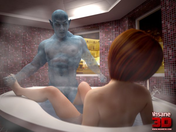 Wet Sex Affair [insane3d.com]