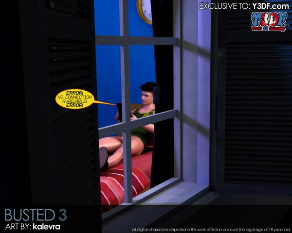 Busted 3  [Your3DFantasy.com]