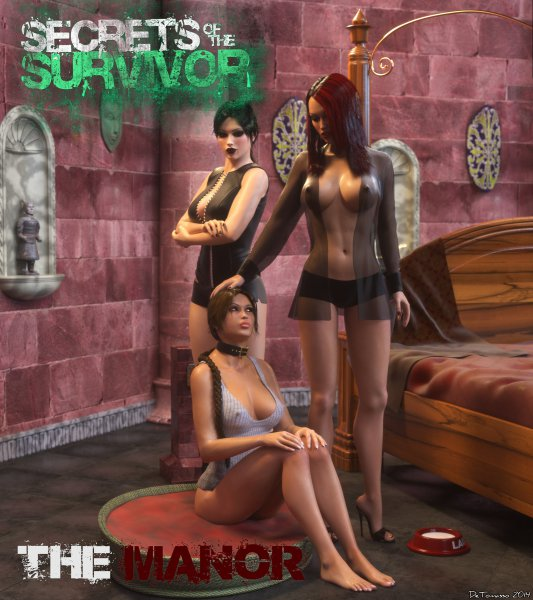 Secrets of the Survivor – The Manor [DeTomasso]