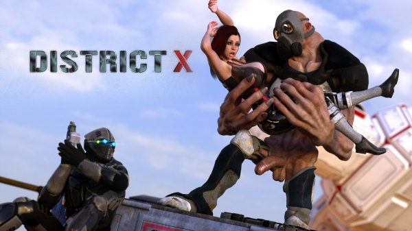 District X [Affect3D.com]