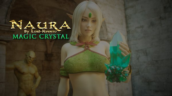 Naura Magic Crystal [Affect3D.com]