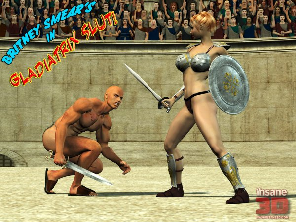 Gladiatrix Slut [insane3d.com]