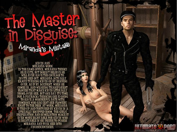 The Master In Disguise: Miranda's Mistake [Ultimate3dporn.com]