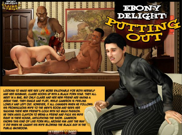 Ebony Delight: Putting Out [Ultimate3dporn.com]
