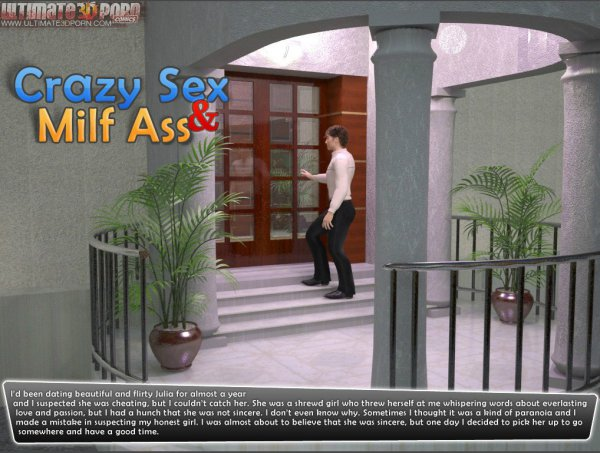 Crazy Sex and MILF Ass [Ultimate3dporn.com]
