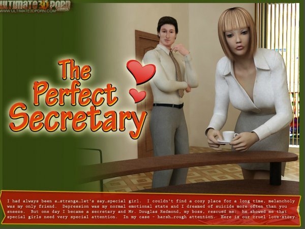 The Perfect Secretary [Ultimate3dporn.com]