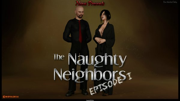 The Naughty Neighbors - Episode 1 [Affect3D.com]