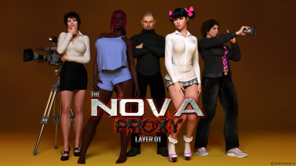 The Nova Proxy [Affect3D.com]