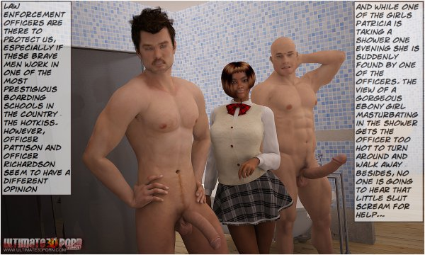 The Hotkiss Boarding School Part 3 [Ultimate3dporn.com]