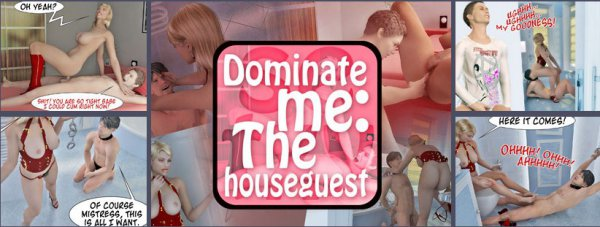 Dominate me: The houseguest [3Dbdsmdungeon.com]