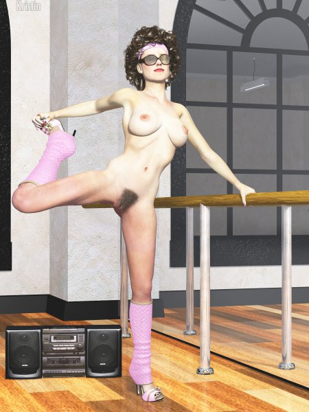 Collection of Drawings PIN-UPS [Aroused3D.com]