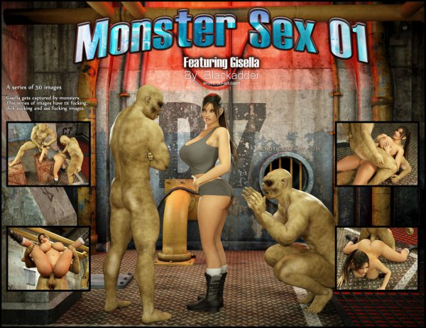 Monster sex 1 [BlackAdder]