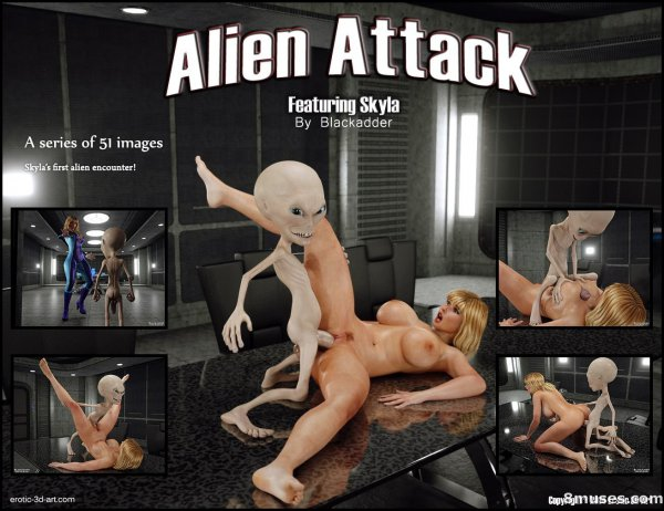 Alien Attack [BlackAdder]