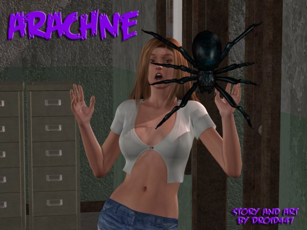 Arachne [3DMonsterStories.com]