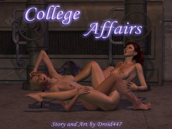 College Affairs [3DMonsterStories.com]