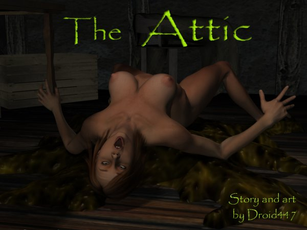 The Attic [3DMonsterStories.com]