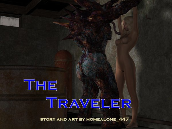 The Traveler [3DMonsterStories.com]