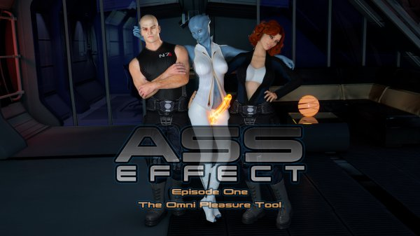 Ass Effect: The Omni Pleasure Tool [Affect3D.com]