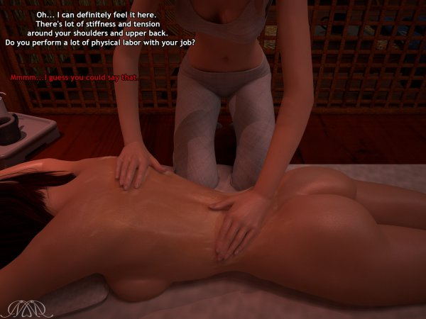 Afterwork Massage [Affect3D.com]