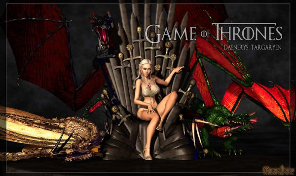 "Porn 3D Comic ""Game Of Thrones"" [mongo-bongo-art.com]"