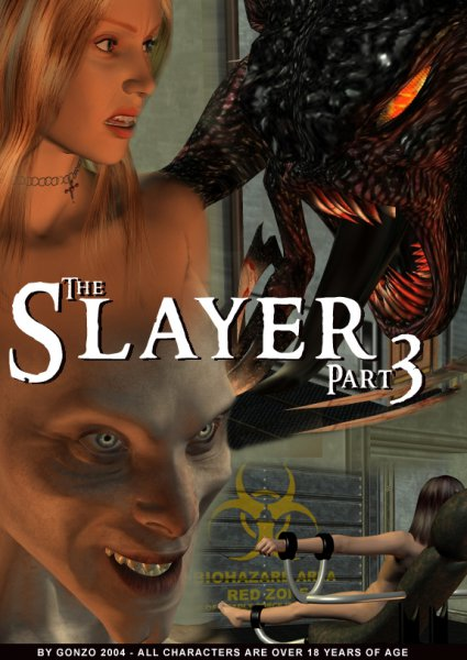 Slayer (Part 1-17) [taboostudios.com]