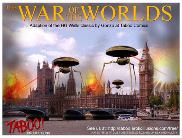 War of the Worlds [taboostudios.com]