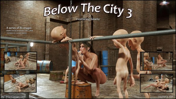 Below the City 3
