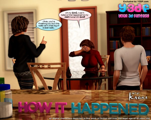 How it Happened [Your3DFantasy.com]