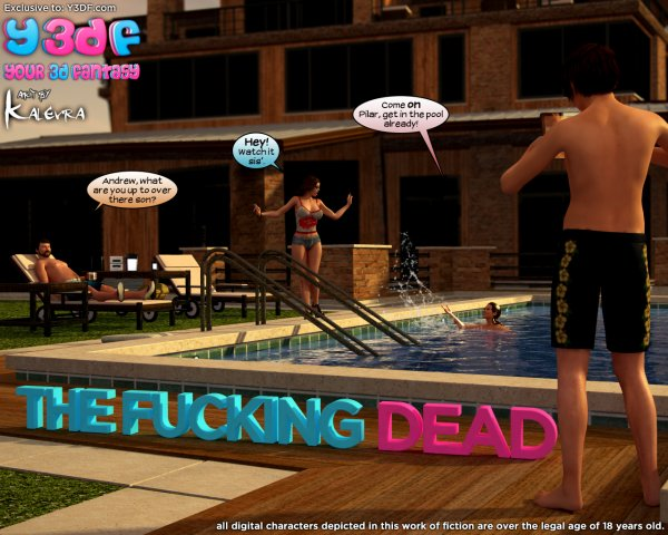 The Fucking Dead 1 [Your3DFantasy.com]
