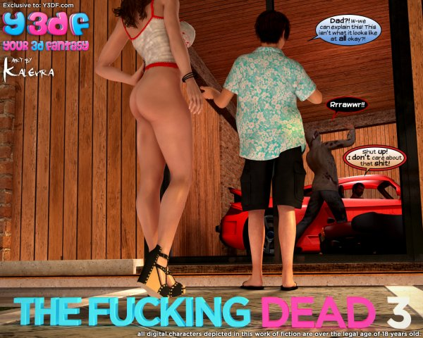 The Fucking Dead 3 [Your3DFantasy.com]