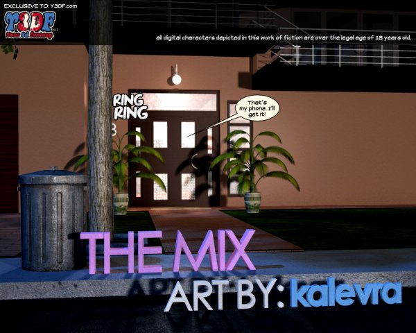 The Mix [Your3DFantasy.com]