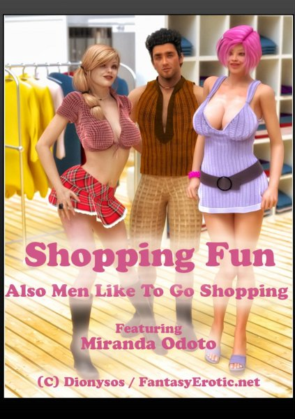 Shopping Fun [Affect3D.com]