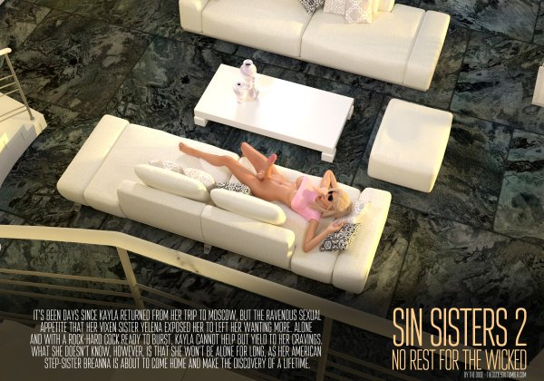 Sin Sisters 2 - No Rest For The Wicked [Affect3D.com]
