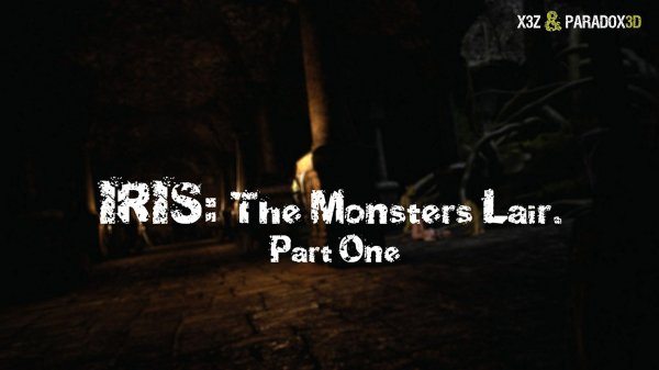 Iris Hunt - The Monsters Lair [Affect3D.com]