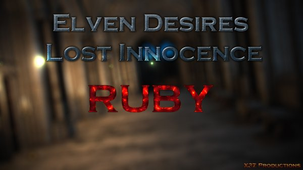 Elven Desires - Lost Innocence (Ruby) [Affect3D.com]