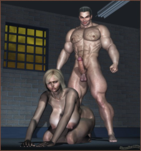 Brutes And Babes 3D  [skywalker.cybrotica